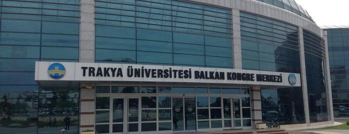 Balkan Kongre Merkezi is one of Locais curtidos por Aysegul.