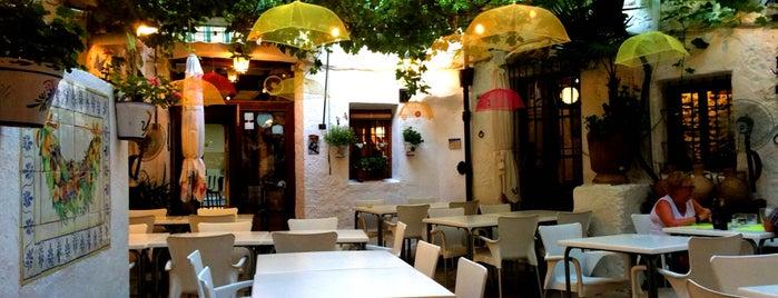 Restaurante L'om is one of Menjar a la Marina Alta.