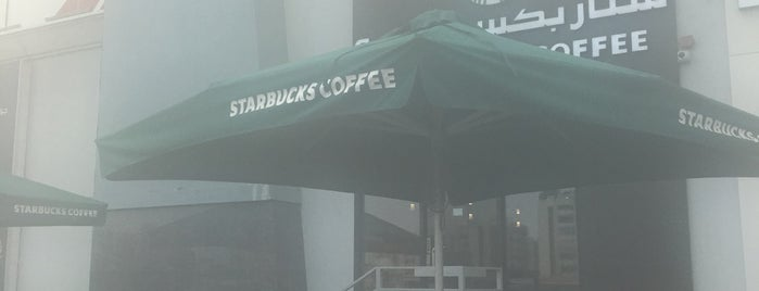 starbucks Lulu Mall is one of Lugares favoritos de Mobarak Ali.