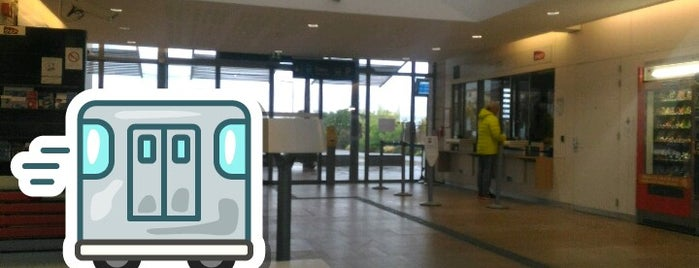 Gare SNCF de Carpentras is one of Went Before 5.0.