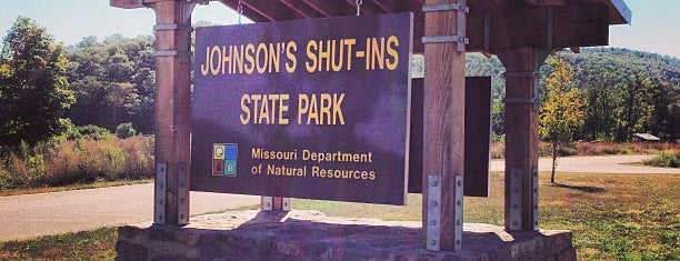 Johnson's Shut-Ins State Park is one of my favorite.