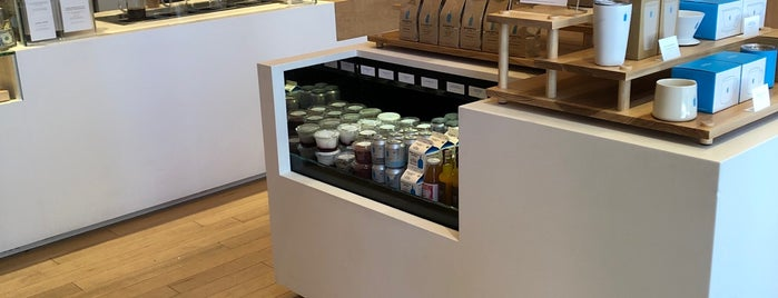 Blue Bottle Coffee is one of TODO San Francisco.