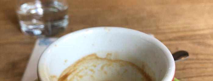 Cogito Coffee is one of Andrej'in Kaydettiği Mekanlar.