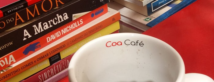 Coa Café is one of Cafés de Sampa.