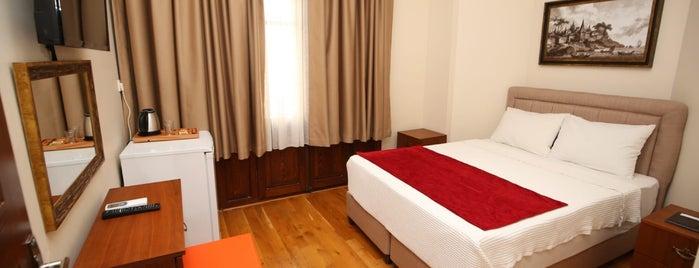 Nan Hotel is one of สถานที่ที่ Gizemli ถูกใจ.