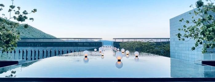 Park Hyatt Sanya Sunny Bay Resort is one of Hotels.