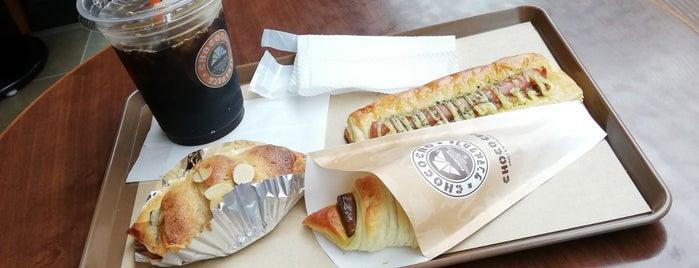 サンマルクカフェ is one of まあまあスポット.