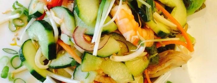 Lu Vietnamese Cuisine is one of Lieux sauvegardés par Sven.