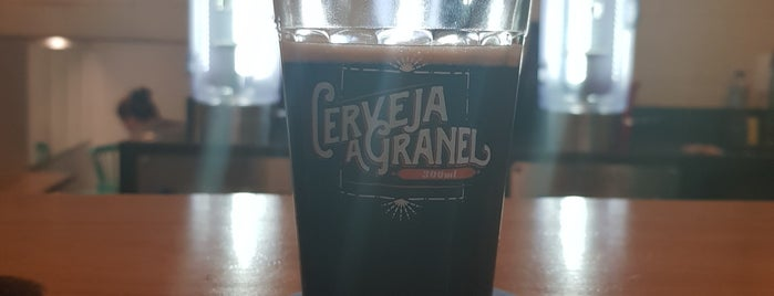 Cerveja a Granel is one of Tap Houses.