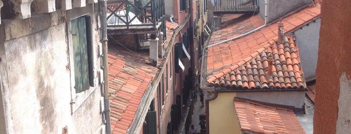 Palazzo Malipiero is one of ❤️ Venice.