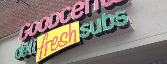 Goodcents Deli Fresh Subs is one of Restaurants/Eateries I Recommend.