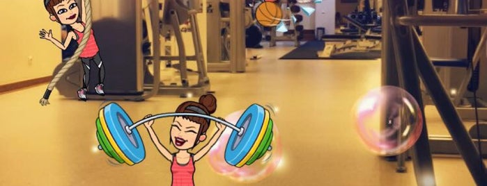 Büyük Kulüp Gym is one of Bilayさんのお気に入りスポット.