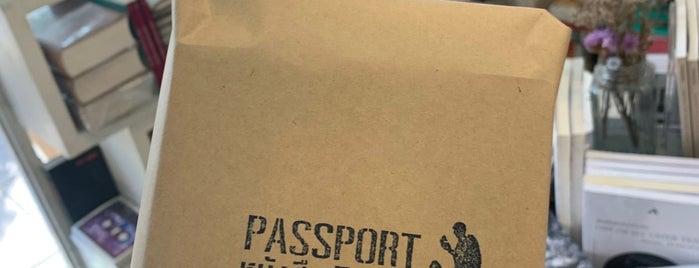 Passport Book Shop is one of Thailand.