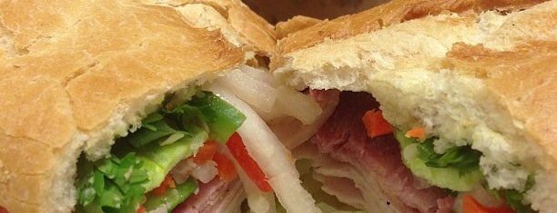 Saigon Sandwiches is one of Wh.