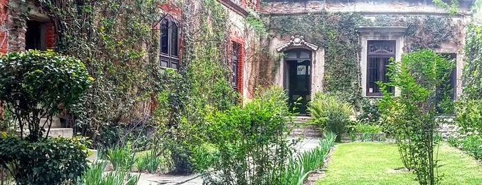 Museo Casa de León Trotsky is one of Lieux qui ont plu à Marlene.
