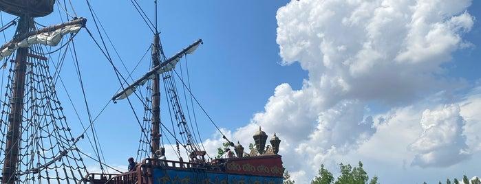 Korsan Gemisi is one of eskishr.
