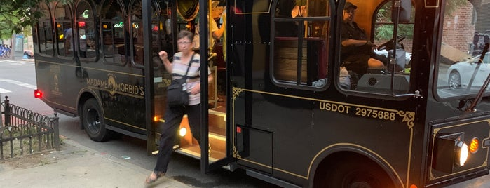 Madame Morbid's Trolley Tours is one of NYC Activities.