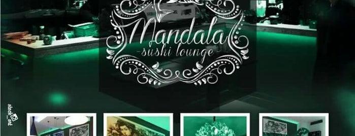 Mandala Sushi Lounge is one of Posti salvati di Gabi.