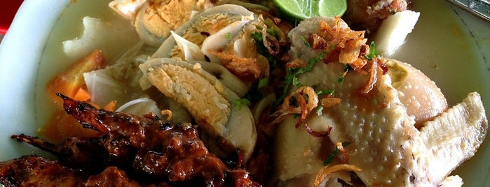 Soto Banjar Bang Amat is one of Fadlulさんのお気に入りスポット.