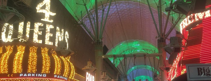 Fremont Street Experience is one of Peter's Liked Places.