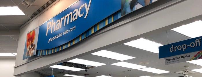 CVS pharmacy is one of Shopping.
