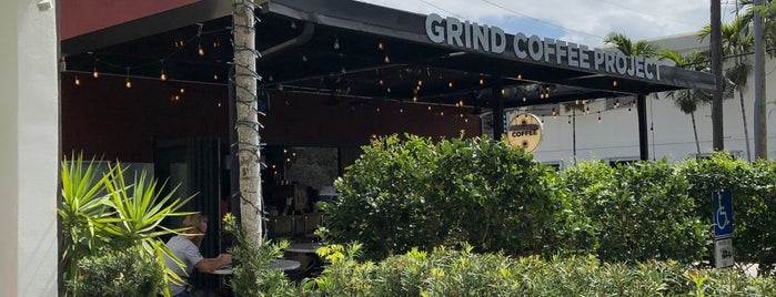 Grind Coffee Project is one of Hollywood, FL.