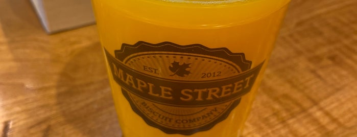Maple Street Biscuit Company is one of Dallas.