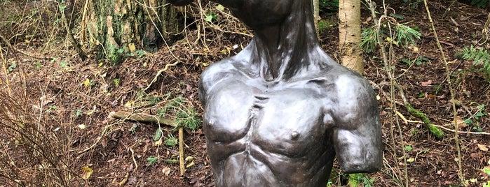 The Sculpture Park is one of Besuchen non-D.