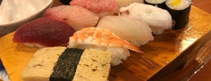 玉寿司 is one of Orte, die コマシちゃん gefallen.