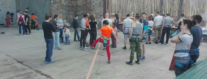 Скалодром «Кул-Тау» is one of Posti che sono piaciuti a Сатурн.