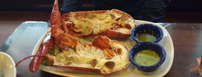 Red Lobster is one of Tempat yang Disukai Erick.