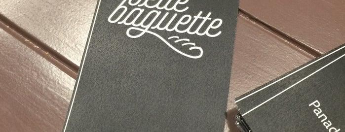 Belle baguette is one of Locais curtidos por NoheMa.