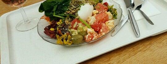 Heller's Vegetarisches Restaurant & Café is one of Kiritanさんの保存済みスポット.