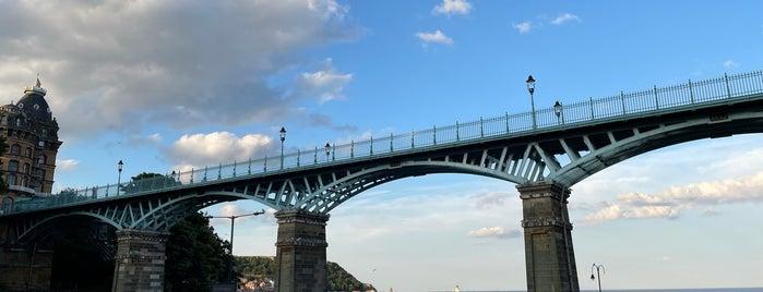 Spa Bridge is one of Locais curtidos por Carl.