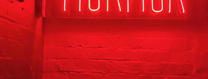 Murmur is one of CBD sneaky bars Melbourne.