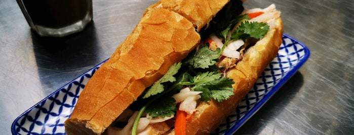 Soho Banh Mi is one of SVさんのお気に入りスポット.