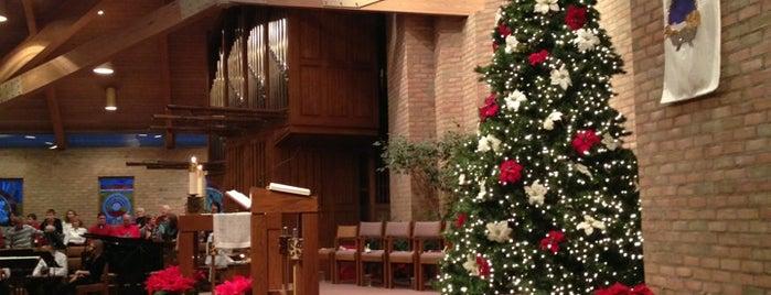 Our Saviour's Lutheran Church is one of Ann'ın Beğendiği Mekanlar.