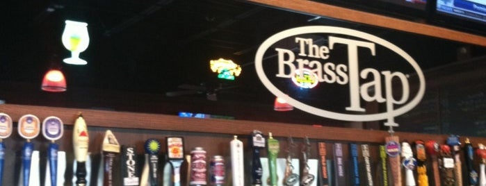 The Brass Tap is one of GAINESVILLE, FL.