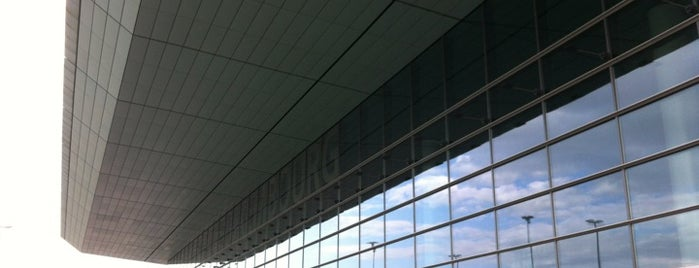Aéroport de Luxembourg (LUX) is one of Airports - Europe.