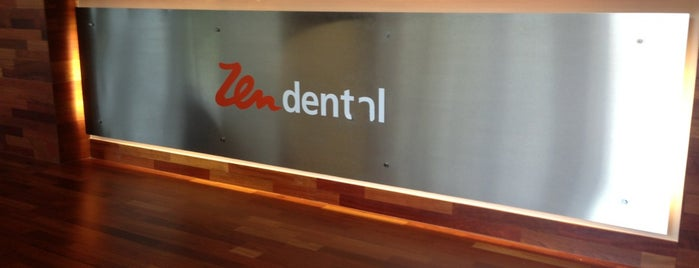 Clínica Zen Dental is one of Daniel'in Beğendiği Mekanlar.