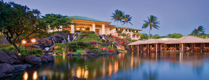 Grand Hyatt Kauai Resort & Spa is one of Kauai.