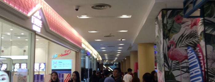Sunway Pyramid is one of Malls.