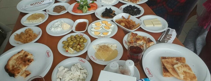 Sütçü Kahvaltı-Cafe is one of Van'da Kahvaltı.