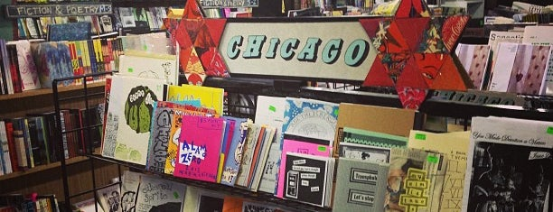 Quimby's is one of Chicago.