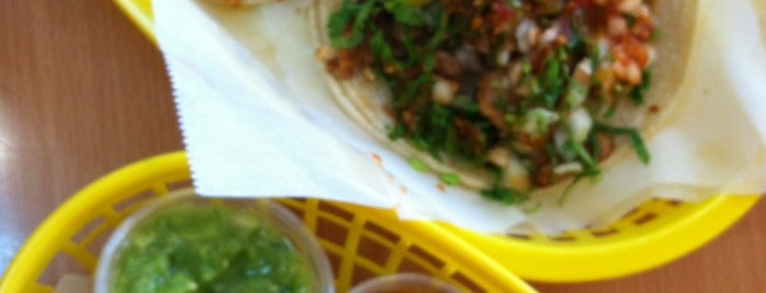 Taqueria Cancun is one of AG's Recs.