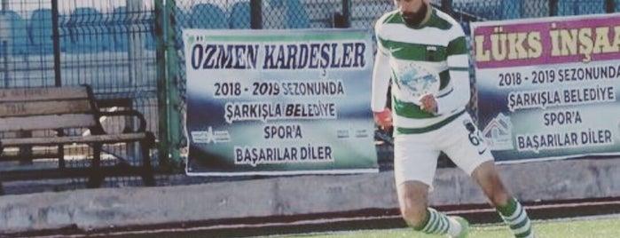 Kilis Belediyespor Tesisleri is one of Lieux qui ont plu à Hasan.