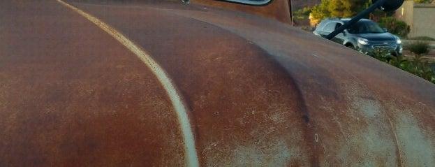 Walter's Ice Cream & Hot Dogs is one of Village of Oak Creek.
