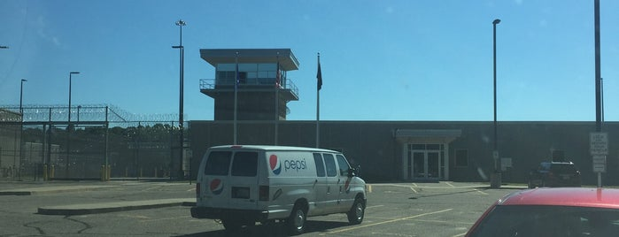 New Lisbon Correctional Institution is one of WORK.