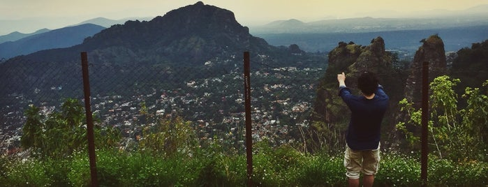El Cerro del Tepozteco is one of Valeriaさんのお気に入りスポット.