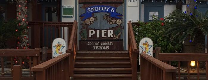 Snoopy's Pier is one of Valeria 님이 좋아한 장소.
